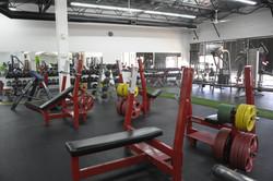 Weight Room Floor - View 2