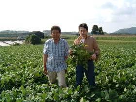 神奈川県産枝豆 はねっ娘会