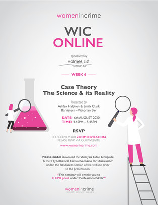 Case Theory: The Science & its Reality