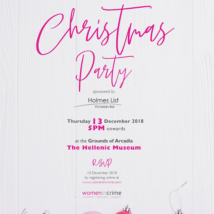 WIC Christmas Party