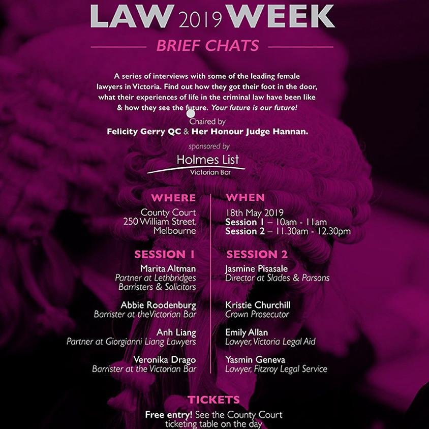 Law Week 2019