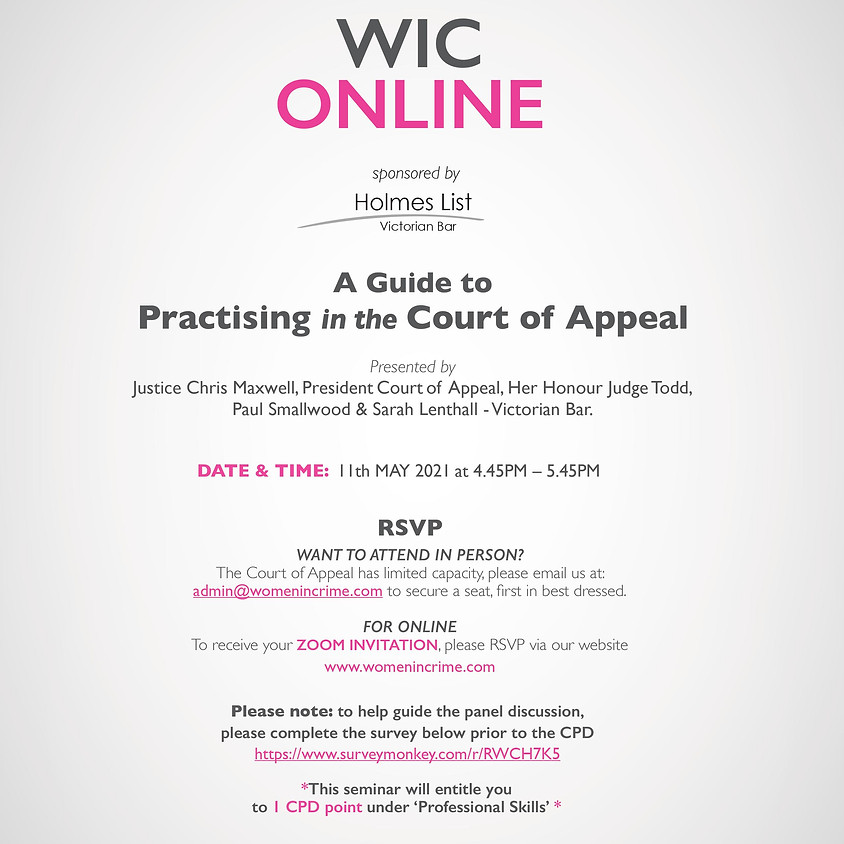 A guide to practising in the Court of Appeal