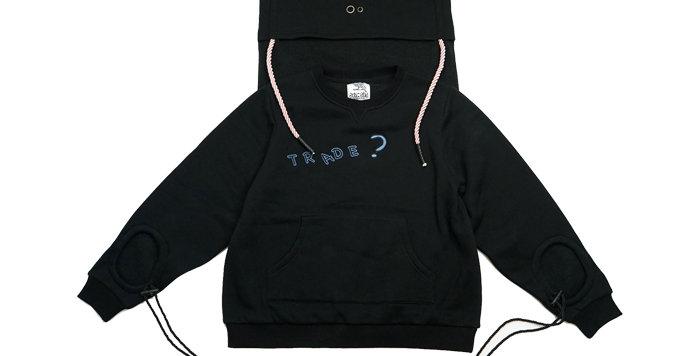 MASKED TRADER hoodie