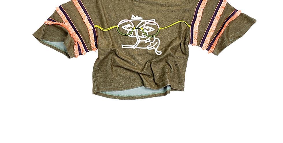 SUN=SEN ADDICTED t-shirt