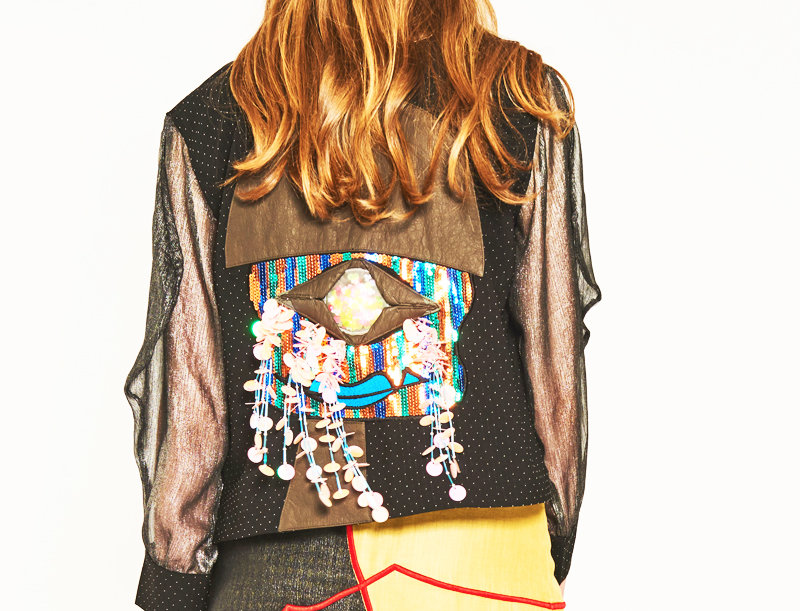 IMAGINARY GHOST blazer