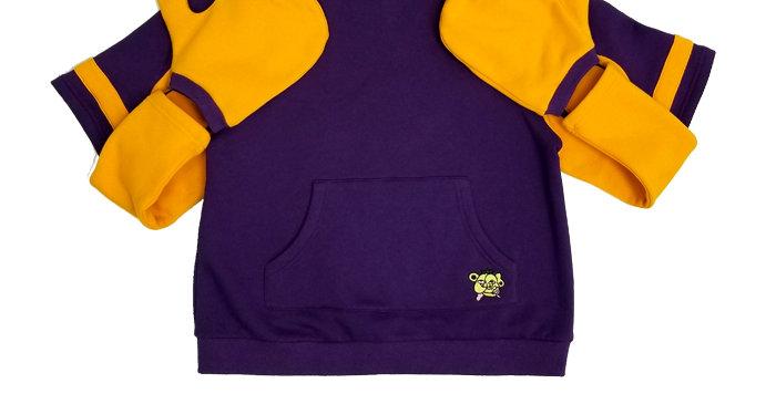 DOUBEL HAND hoodie