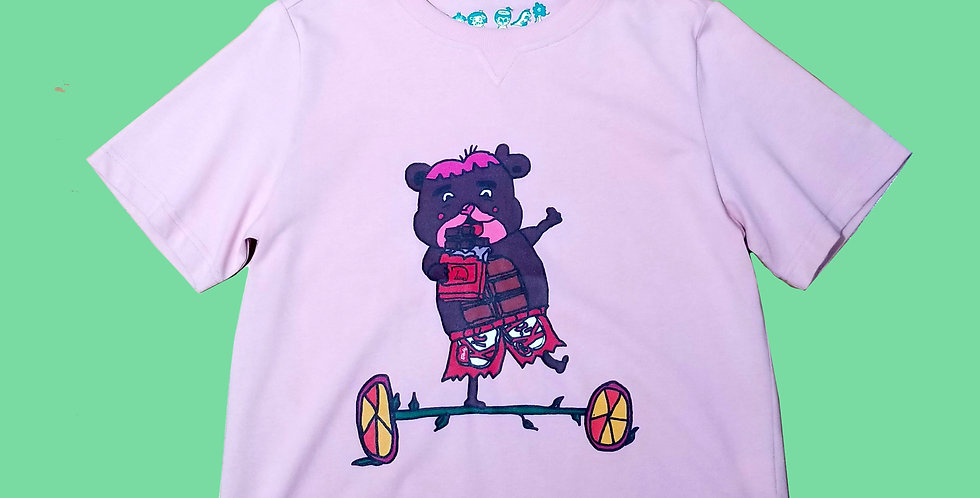 SIX PACK BEAR T-SHIRT