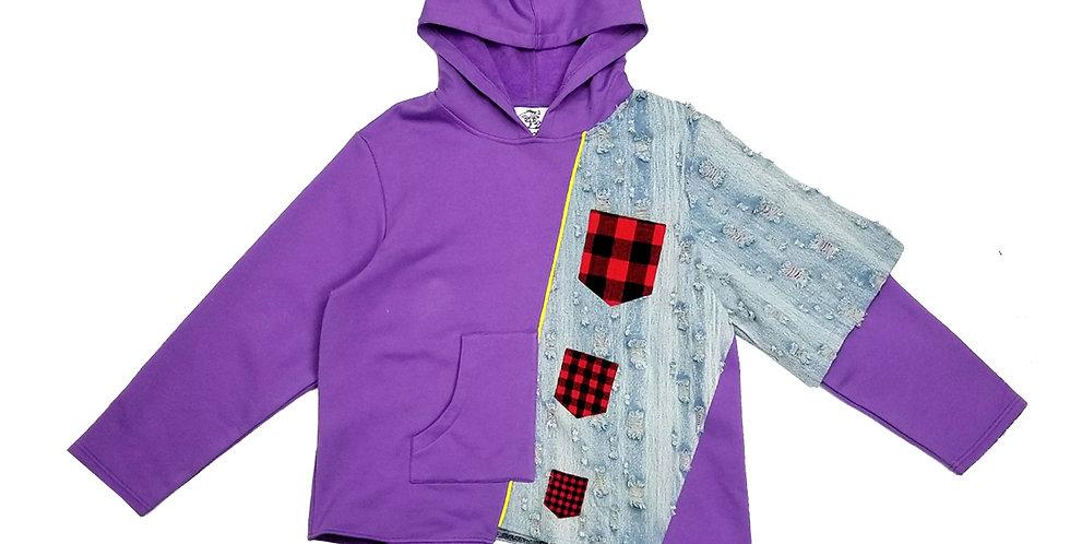 WHO AM I? hoodie