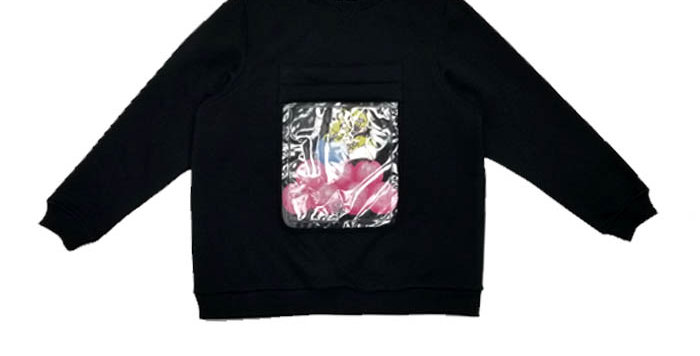 BUBBLE GAME HOODIE