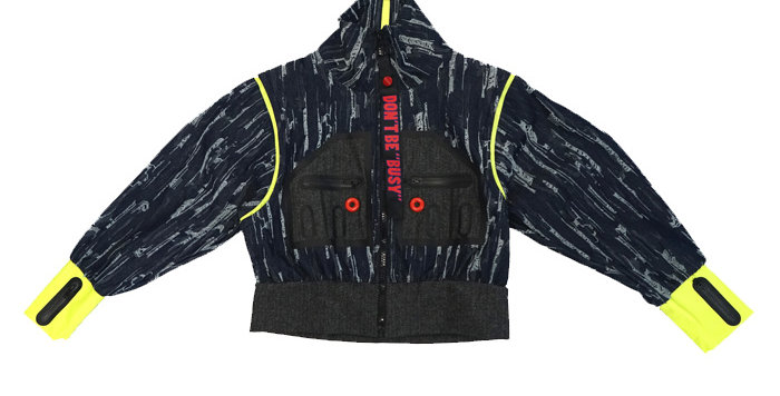 Go For A Ride jacket