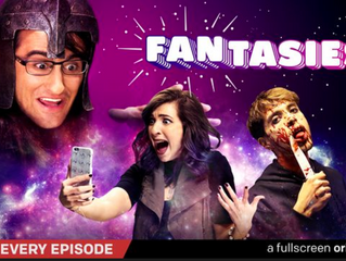 FANtasies is now up on Fullscreen.com