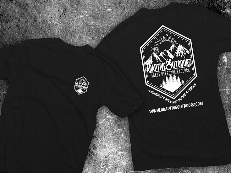Adaptive Outdoorz Tee's