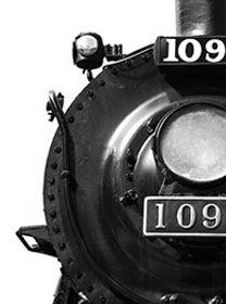 Kingston Train Engine, Canada