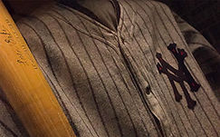 artwork, NY Yankees uniform