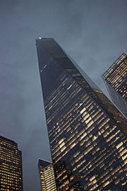 Artwork, Freedom Tower, NYC