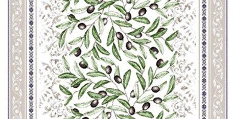 French Kitchen Towel Cotton Luberon