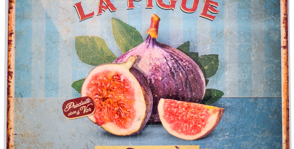 Fig Laminated Placemat