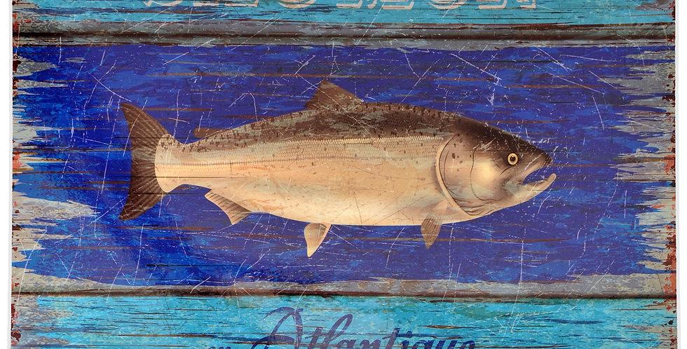 Atlantic Salmon Laminated Placemat
