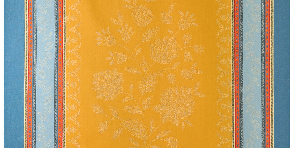Curry Ramatuelle Jacquard Woven Kitchen Towel