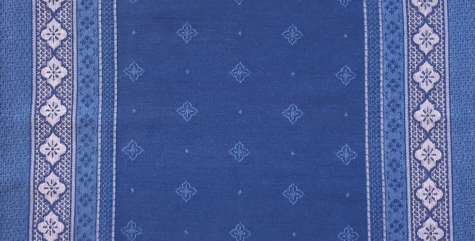 Blue Callas Jacquard Woven Napkin