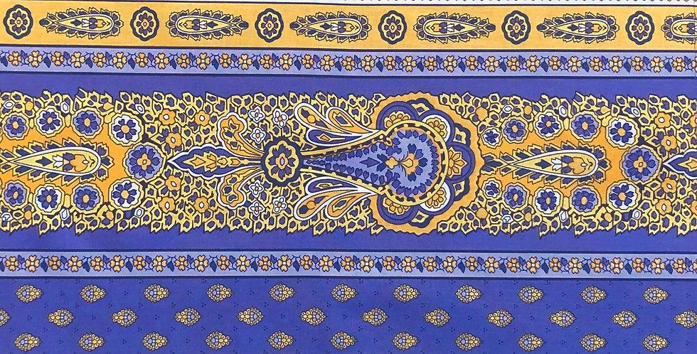 Lavender Bastide Printed Cotton Napkin