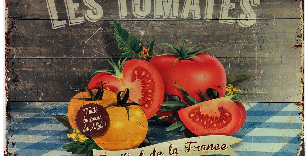 Tomatoes Laminated Placemat