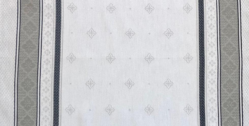 Grey Callas Jacquard Kitchen Towel