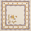 Thumbnail: French Napkin Cotton Blue Moustiers