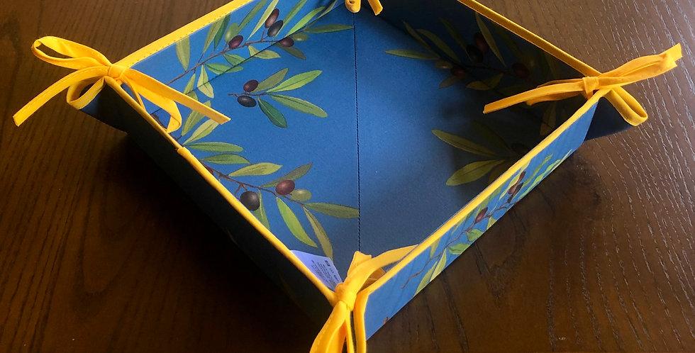 Blue Nyons Basket