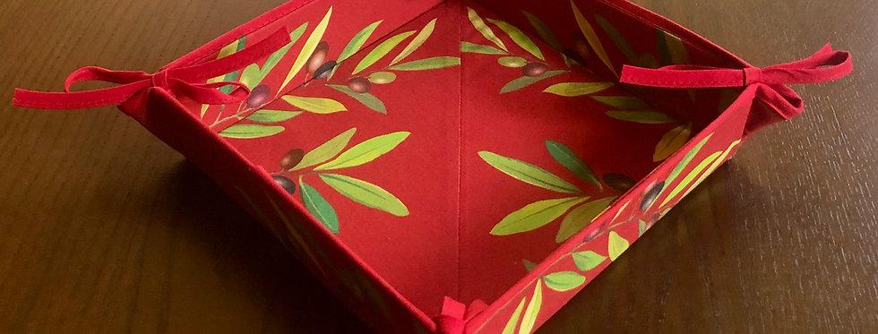 Red Nyons Basket