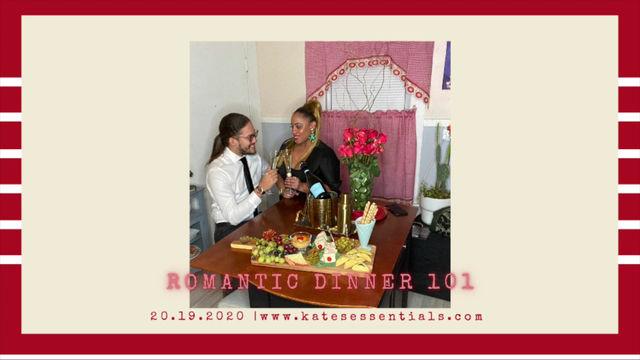 Romantic Dinner 101
