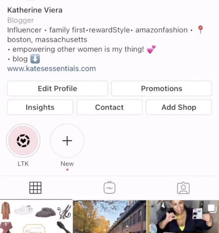 A little how-to for my followers on Instagram!