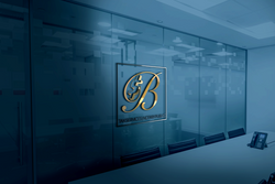3D Glass Logo Mockup Free Download.png