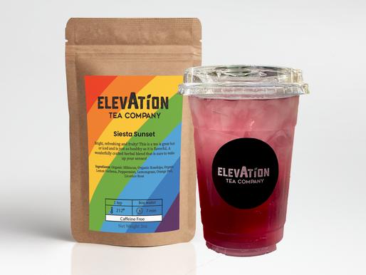 FREE ICED TEA WITH PURCHASE | Elevation Tea Company