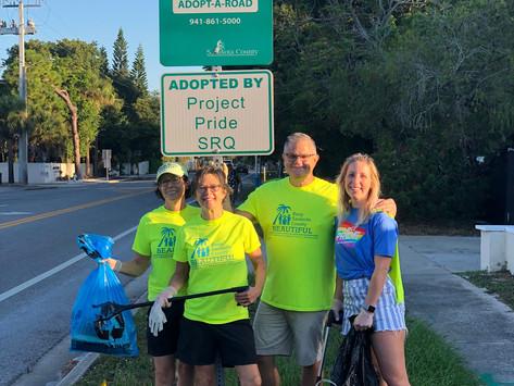 Clean Up Day 3 | Keep Sarasota Beautiful
