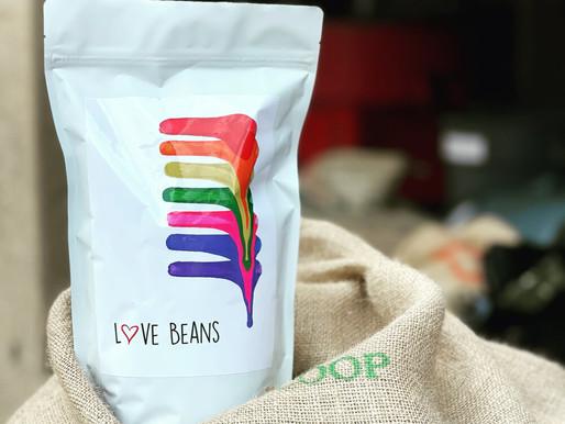PRIDE COFFEE LOVE BEANS | LeLu Coffee