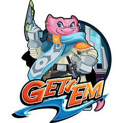 Get 'Em - Pink Kobold