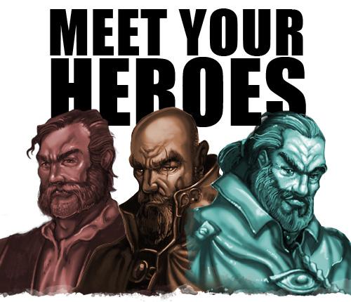Meet Your Heroes