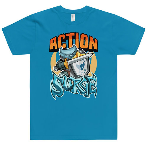 Action Surge - Blue Kobold Jersey T-Shirt