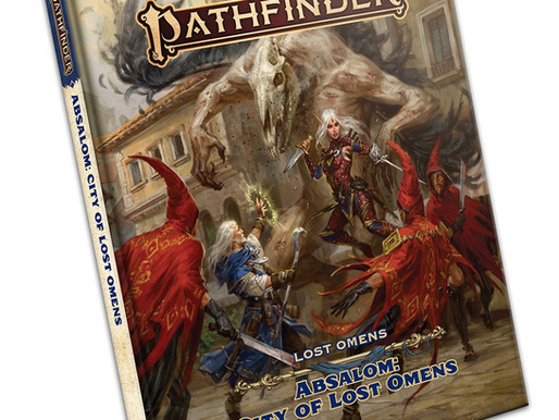Pathfinder Battles: City of Lost Omens painted mini set announced