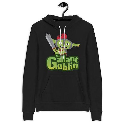 Gallant Goblin Mascot Logo Hoodie