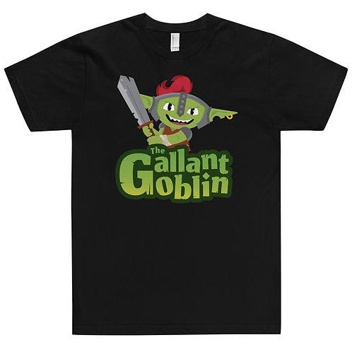 Gallant Goblin Mascot Logo Jersey T-Shirt