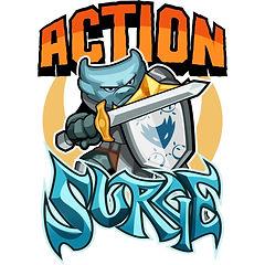 Action Surge - Blue Kobold
