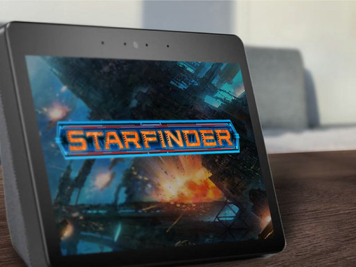 Starfinder for Alexa
