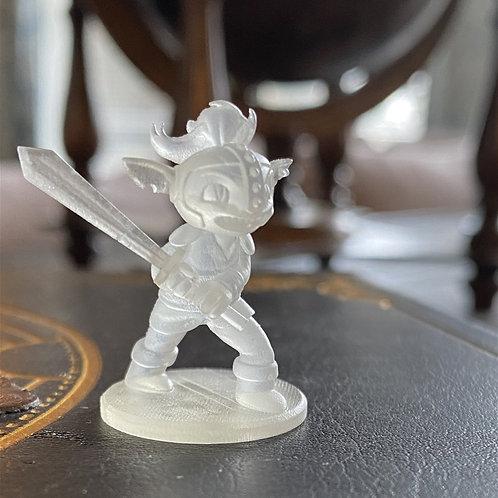 Gallant Goblin Mascot Mini