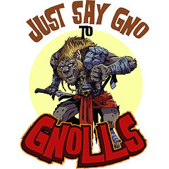 Just Say Gno to Gnolls