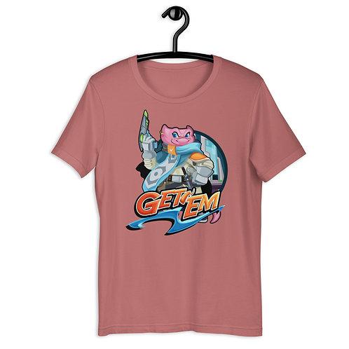 Get 'Em - Pink Kobold T-Shirt