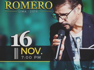 ¡CONFIRMADO! Jesús Adrián Romero estará en Lima y Trujillo en Noviembre 2019
