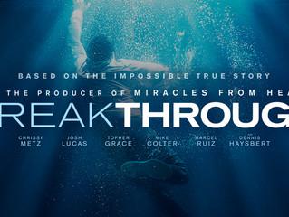 Película Un Amor Inquebrantable, basada en hechos reales.