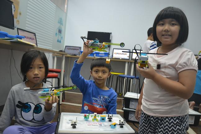 WEDO機器人實驗室